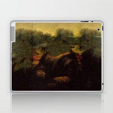 NO MONA LISA Laptop & iPad Skin