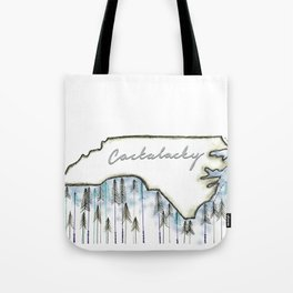 Cackalacky. Tote Bag