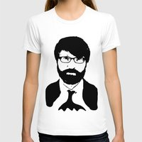 chuck T-shirts featuring chuck klosterman by looseleaf
