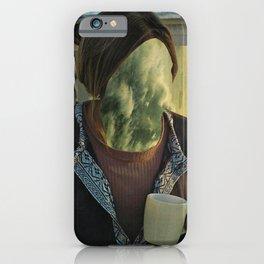 Vapours iPhone Case