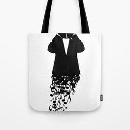 Musicman Tote Bag