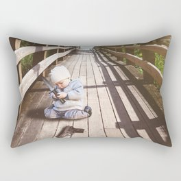 KIDZ THESE DAYZ Rectangular Pillow
