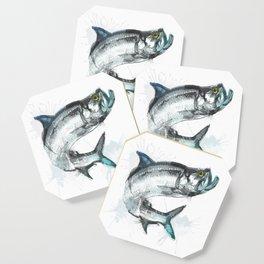 Tarpon Fish Coaster