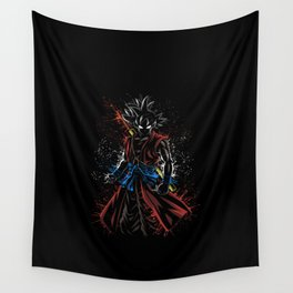 Splatter Xeno Wall Tapestry