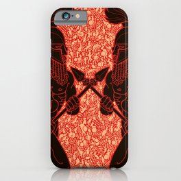 Homer's Iliad iPhone Case