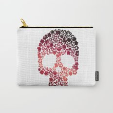 Pirate rose et blanc colors urban fashion culture Jacob's 1968 Paris Agency Carry-All Pouch
