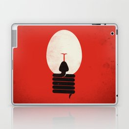The Idea Eater Laptop & iPad Skin