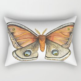 Autumn Fuzz Rectangular Pillow