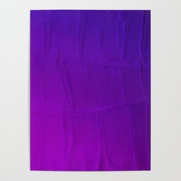 Purple Hues Reptilian Obscurity Poster