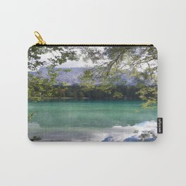 When Nature Sings Her Lullaby Carry-All Pouch