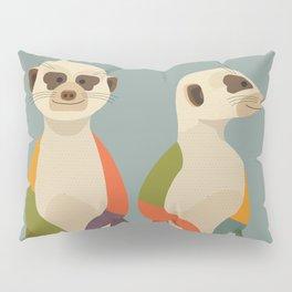 Meerkats Pillow Sham