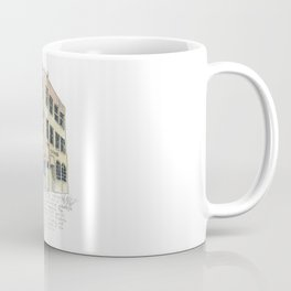 1 Jessie Street. Coffee Mug