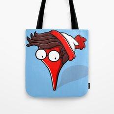 He´s here! Tote Bag