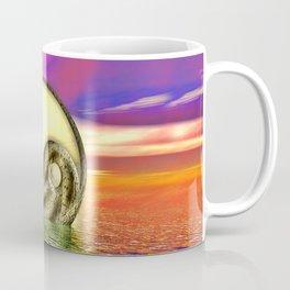 Ying Yang  Zeichen Coffee Mug