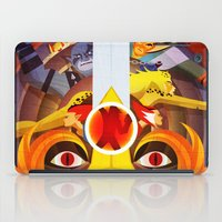 thundercats iPad Cases featuring HO by modHero