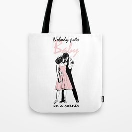 Dirty Dancing Tote Bag