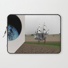 the truth is dead · expansion X Laptop Sleeve