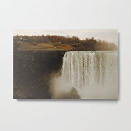 Niagara Falls Metal Print