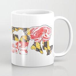 M for Maryland Coffee Mug