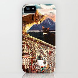 then we take berlin iPhone Case