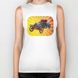 Vintage Car 01 Biker Tank