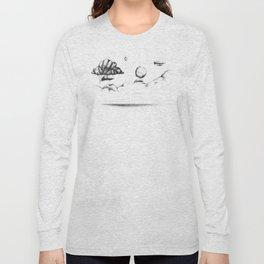 the crossing Long Sleeve T-shirt