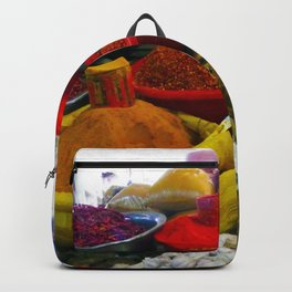 Red Chile and Spice Backpack