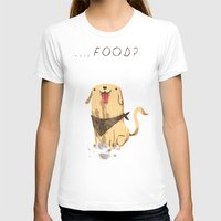 food T-shirts featuring food? by Louis Roskosch