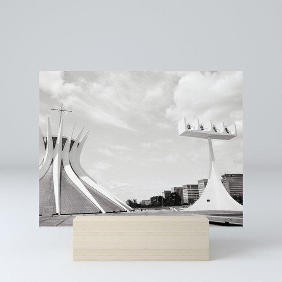 Brasilia's Cathedral | Niemeyer Architect by urbanmaps