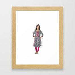 Beautiful Kurtas Online Framed Art Print