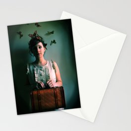 The Escape Artist Stationery Cards
