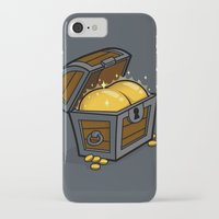 booty iPhone & iPod Cases featuring Booty by Santo76
