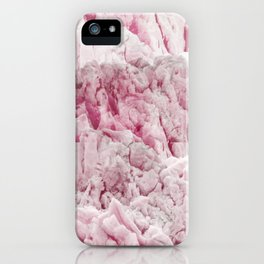 Pink Glacier iPhone Case