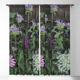 Wildflowers Blackout Curtain