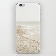 Coastal Shore Point Betsie No. 1 iPhone & iPod Skin