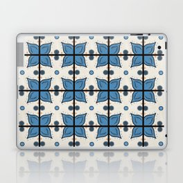 Seaside Tile Laptop & iPad Skin