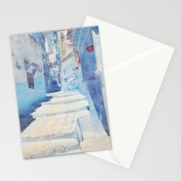 Mediterranean journey-Morocco Stationery Cards