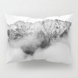 Peaks on the Mist Pillow Sham
