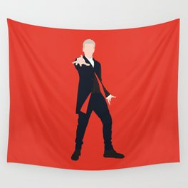 12th Doctor Peter Capaldi Wall Tapestry