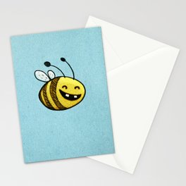Bee 2 Stationery Cards