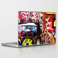 grafitti Laptop & iPad Skins featuring Grafitti by Emily Dolenz Photography