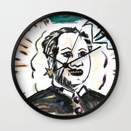 Mao Star Wall Clock