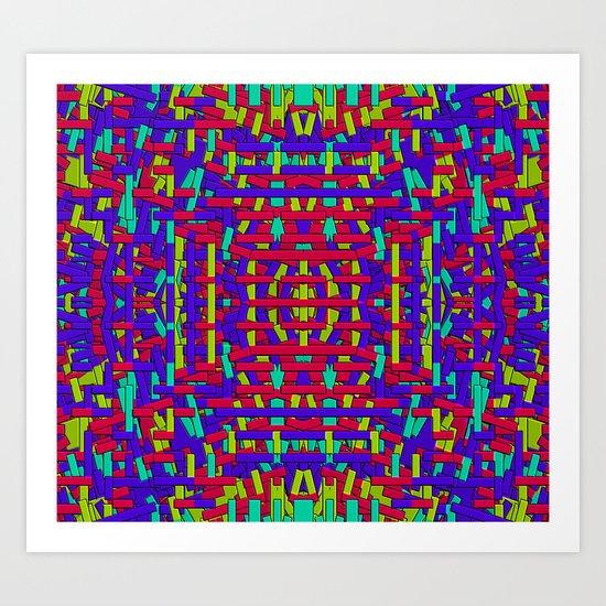 Place Mat Art Print