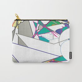 Color #8 Carry-All Pouch