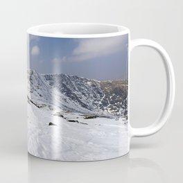 The Coniston Fells in Winter Coffee Mug