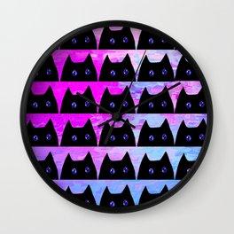 cat-139 Wall Clock
