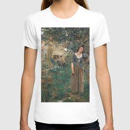 Jules Bastien-Lepage - Johanna von Orleans anagoria T-shirt