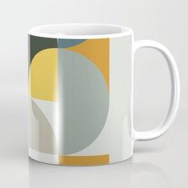 Mid Century Geometric 13 Coffee Mug