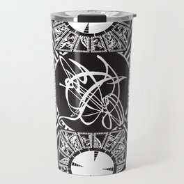 Lament Configuration Puzzle Box Travel Mug