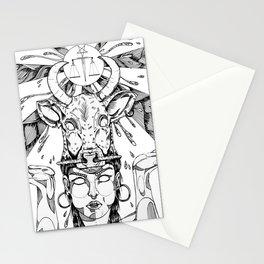 ethnicgirl Stationery Cards
